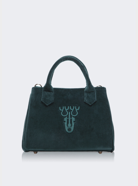 V Fan.C bag -Green