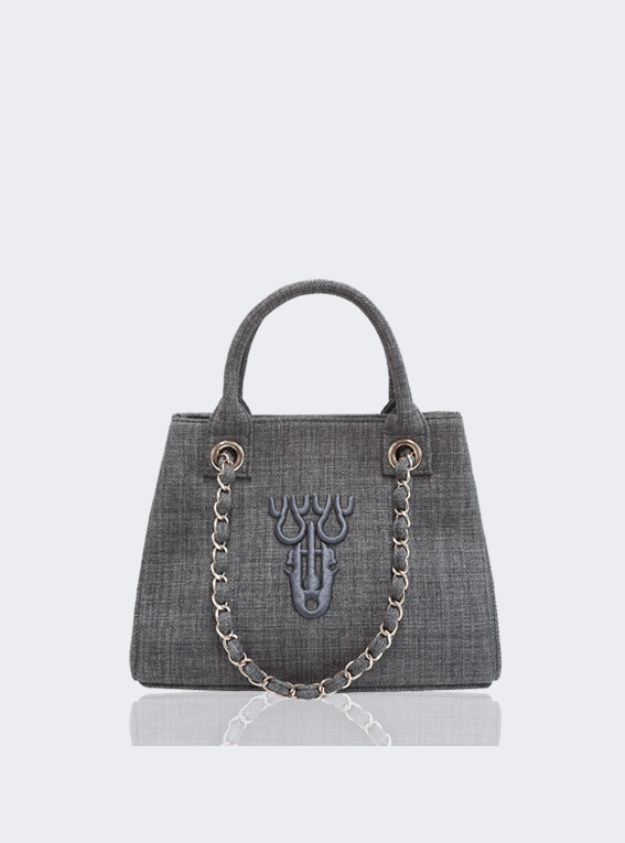 Fan.C bag - Gray (XS)