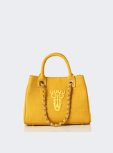 Fan.C bag - Yellow (XS)